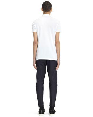 LANVIN SLIM-FIT PIQUÉ POLO SHIRT Polos & T-Shirts U d