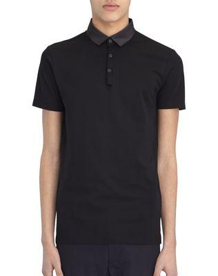 LANVIN Polos & T-Shirts U SLIMFIT-POLO AUS PIKEE F