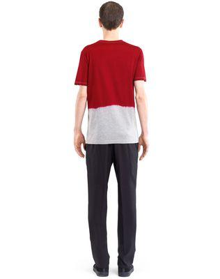 LANVIN DIP DYE T-SHIRT Polos & T-Shirts U d