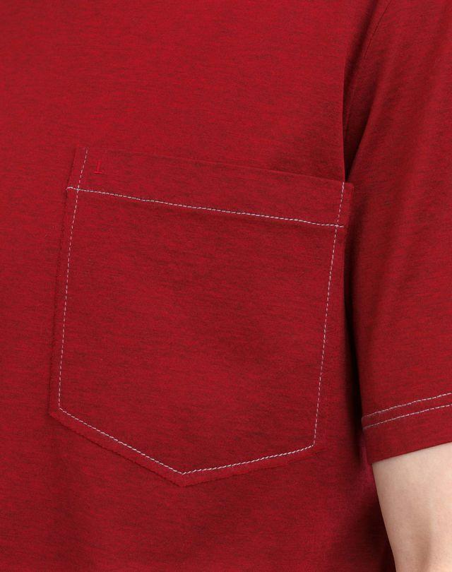 LANVIN DIP DYE T-SHIRT Polos & T-Shirts U a
