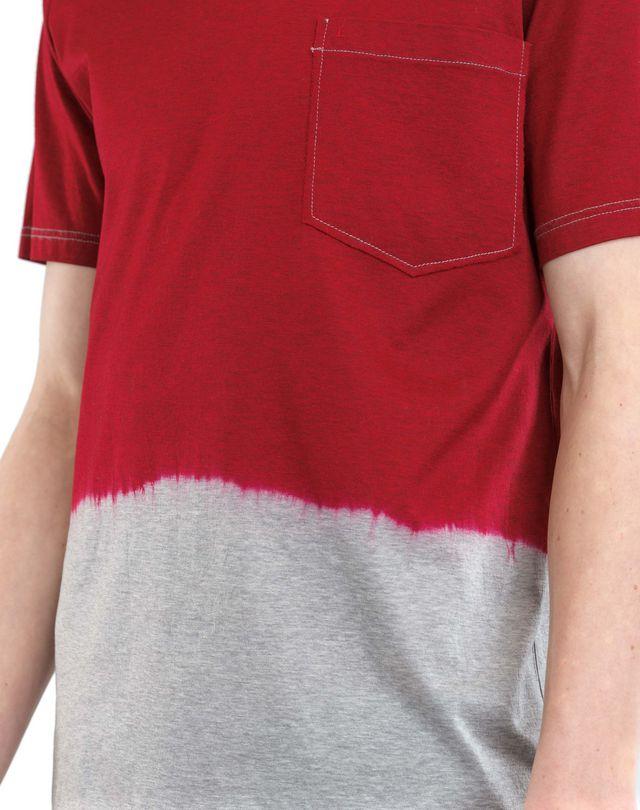 LANVIN DIP DYE T-SHIRT Polos & T-Shirts U b