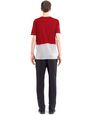 LANVIN Polos & T-Shirts Man DIP DYE T-SHIRT f