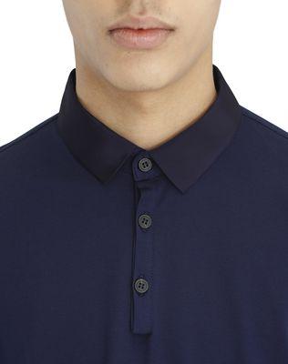LANVIN POLOSHIRT MIT SCHMALER PASSFORM AUS PIKEE Polos & T-Shirts U a