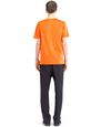 "LANVIN Polos & T-Shirts Man ORANGE ""PENCILS SHAVINGS"" T-SHIRT BY CÉDRIC RIVRAIN f"