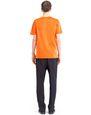 "LANVIN Polo 衫及 T 恤 男士 CÉDRIC RIVRAIN 设计的橙色""PENCILS SHAVINGS""T 恤 f"