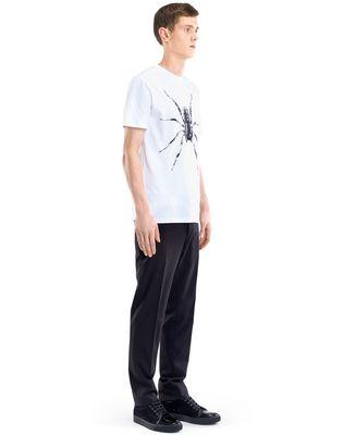 """LANVIN WHITE """"SPIDER"""" T-SHIRT Polos & T-Shirts U e"""