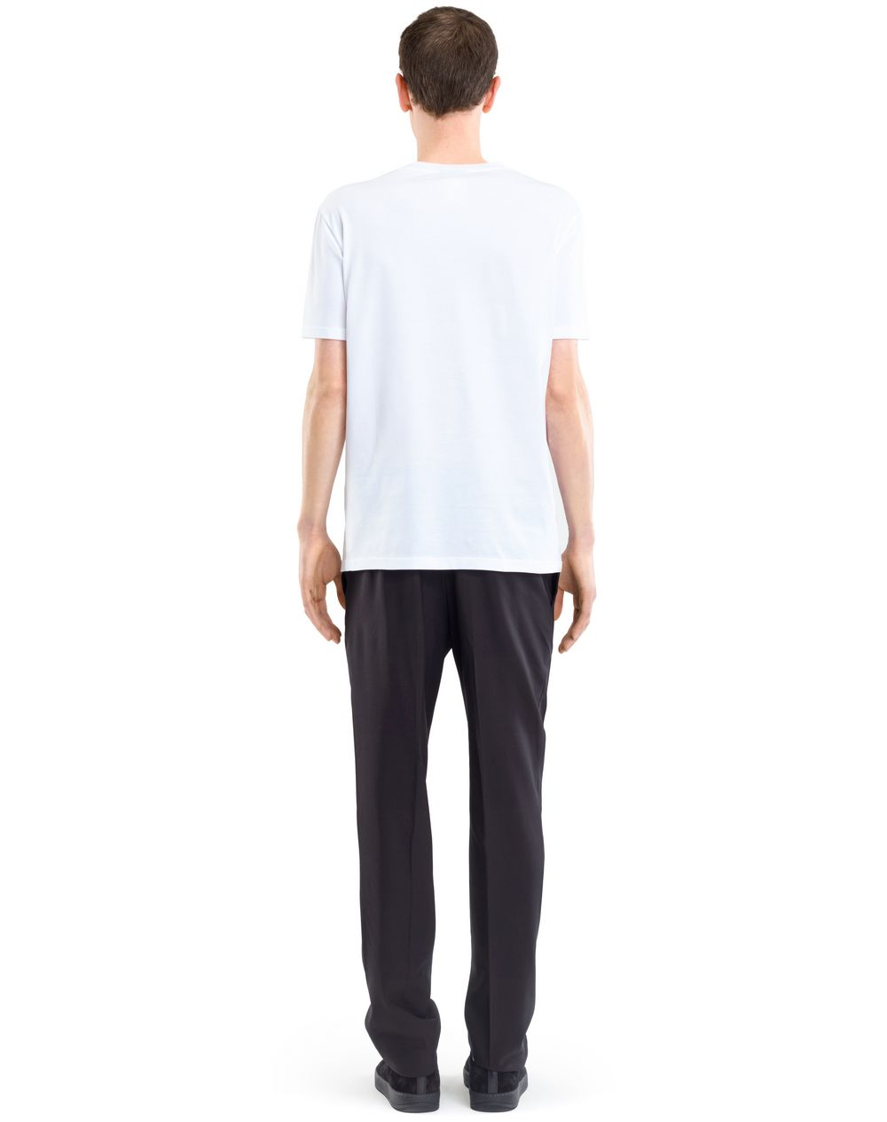 "WHITE ""SPIDER"" T-SHIRT - Lanvin"