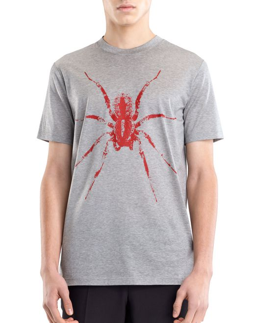 "BLACK ""SPIDER"" T-SHIRT - Lanvin"