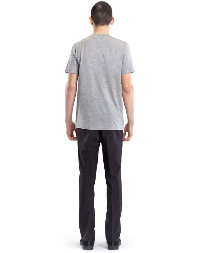 "LANVIN BLACK ""SPIDER"" T-SHIRT Polos & T-Shirts U d"