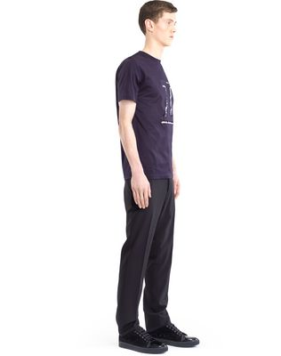 """LANVIN BLACK """"L"""" T-SHIRT Polos & T-Shirts U e"""