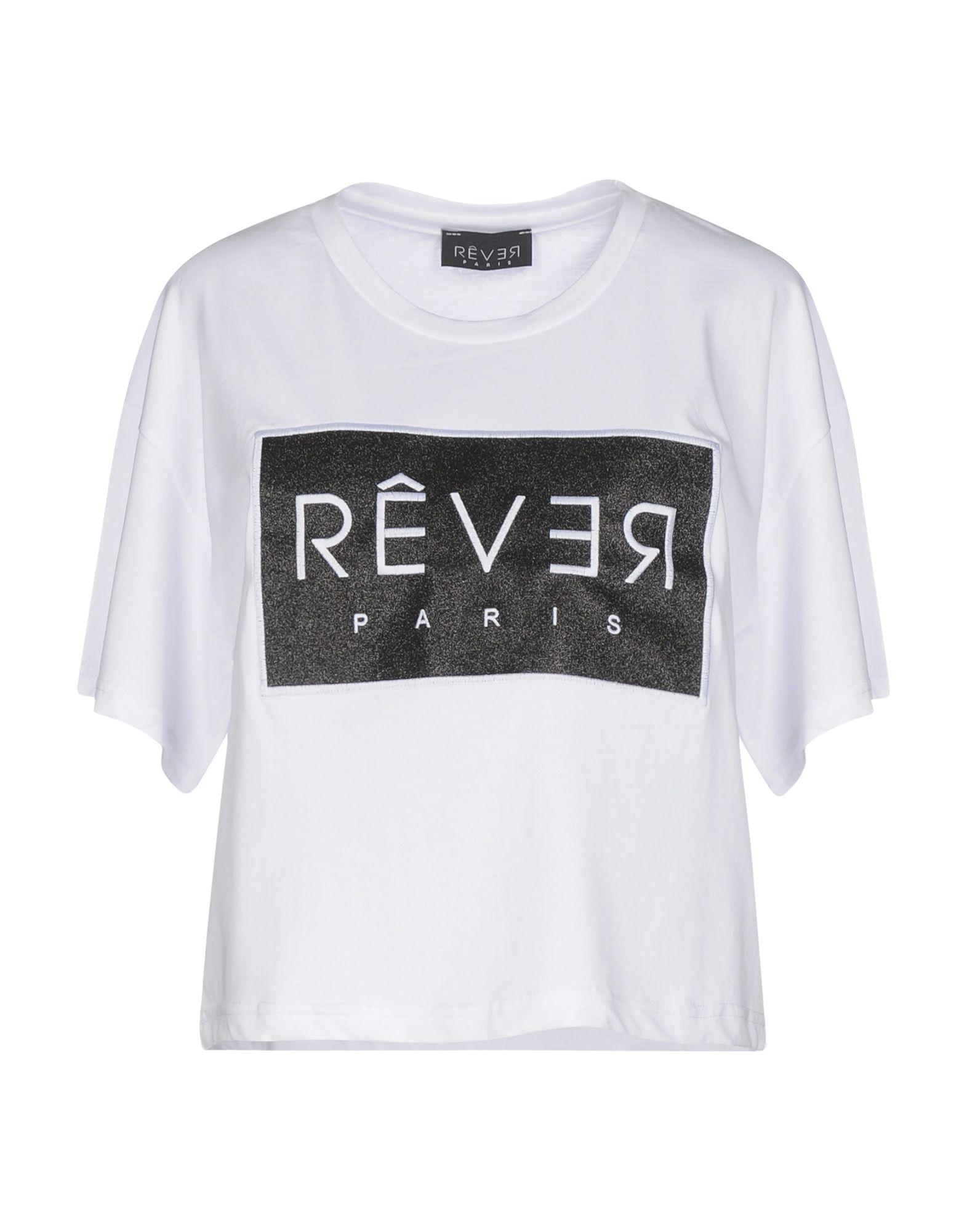 RÊVER  Paris Футболка eleven paris футболка