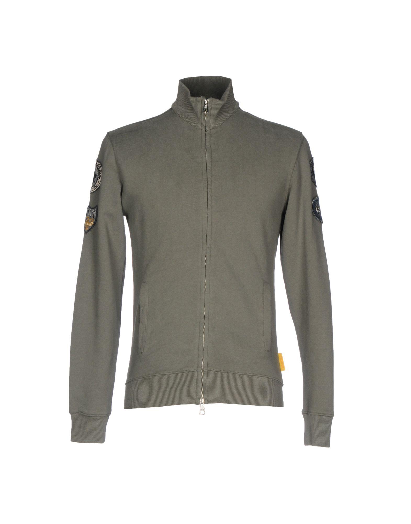 《送料無料》MELTIN POT メンズ スウェットシャツ ミリタリーグリーン S コットン 100%