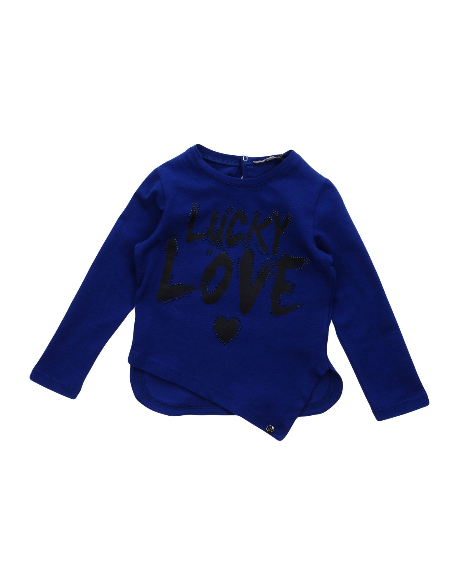 Microbe By Miss Grant Kids' T-shirts In Blue
