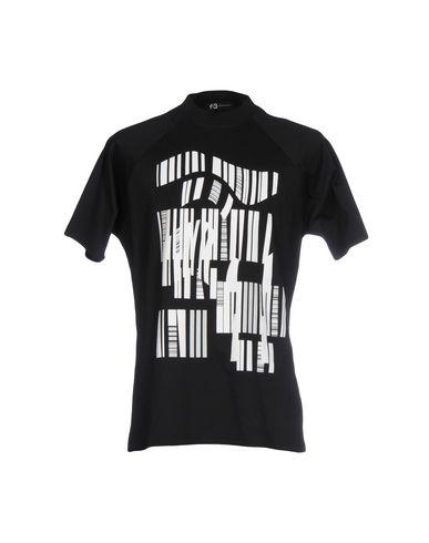 Фото - Женскую футболку Y-3 черного цвета