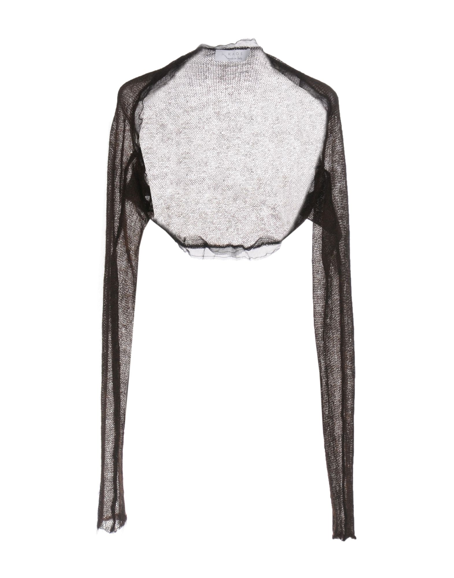 KAOS Damen Bolero Farbe Mittelbraun Größe 6