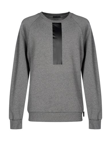 ALESSANDRO DELL'ACQUA メンズ スウェットシャツ グレー XL コットン 100%