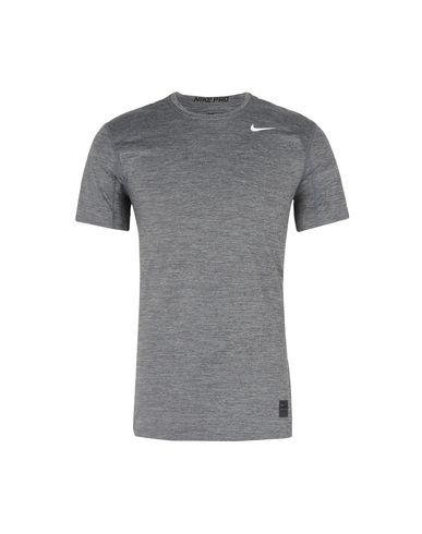 top short sleeves fitted heather t-shirt homme