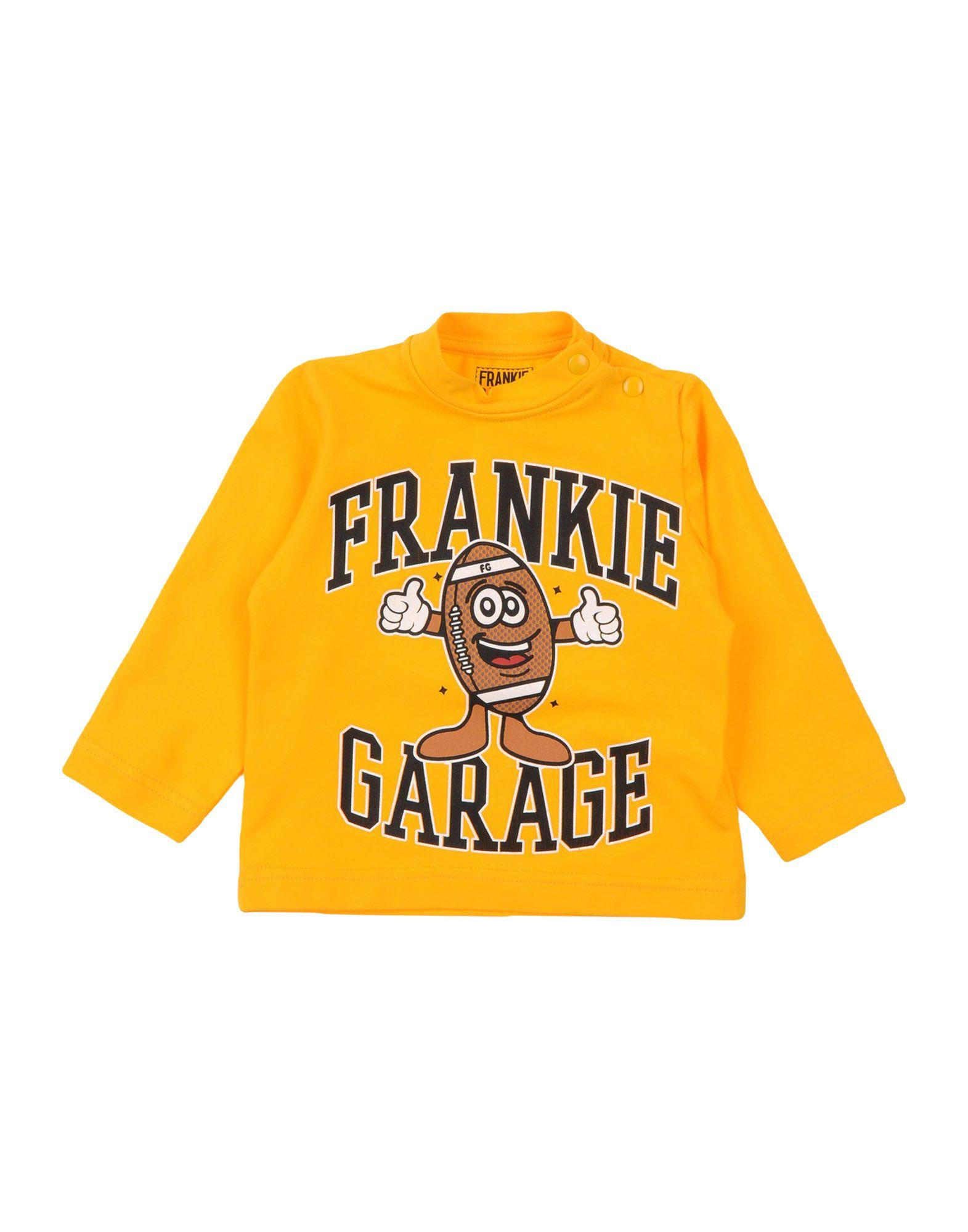 《セール開催中》FRANKIE GARAGE ボーイズ 0-24 ヶ月 T シャツ イエロー 6 コットン 100%