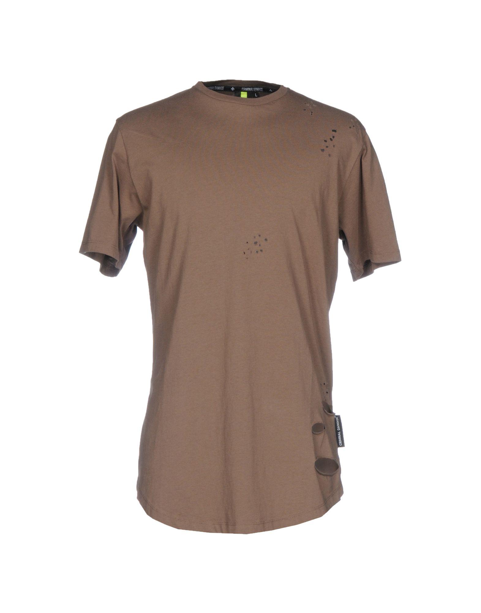 CRIMINAL DAMAGE Футболка футболка мужская criminal damage 658911 04 25