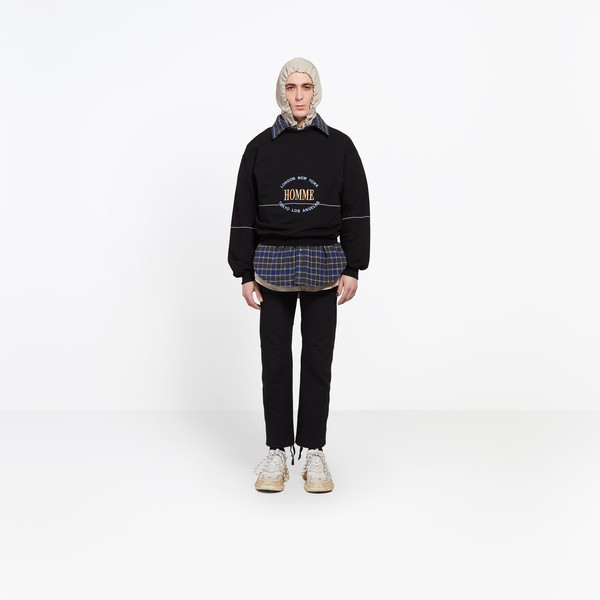 Oversize Sweater 'Homme'