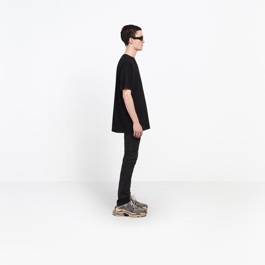 "BALENCIAGA Oversize Tshirt ""Balenciaga®"" Top U i"