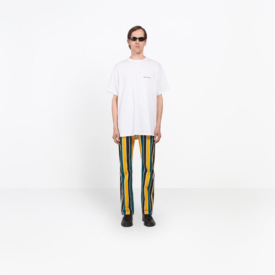 """BALENCIAGA Oversize Tshirt """"Balenciaga®"""" Top U g"""
