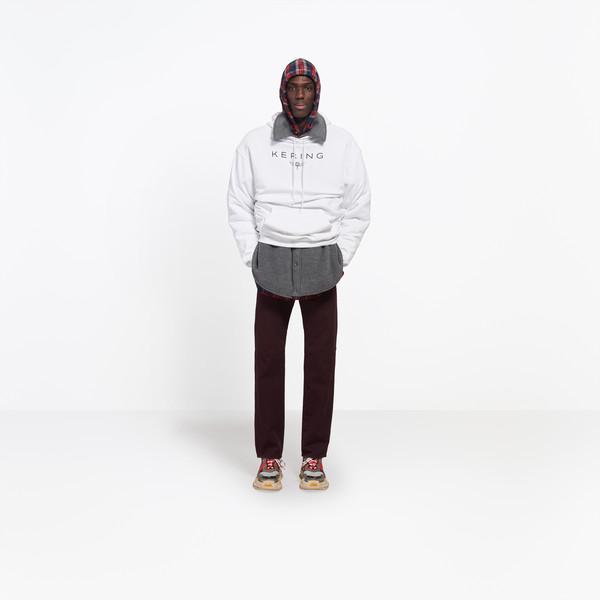 Oversize Hoody Sweater 'Kering'