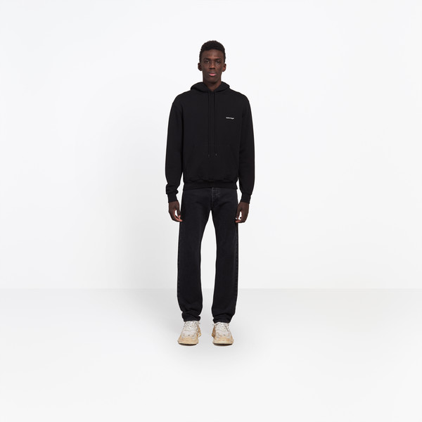 "Oversize Hoody Sweater ""Balenciaga®"""
