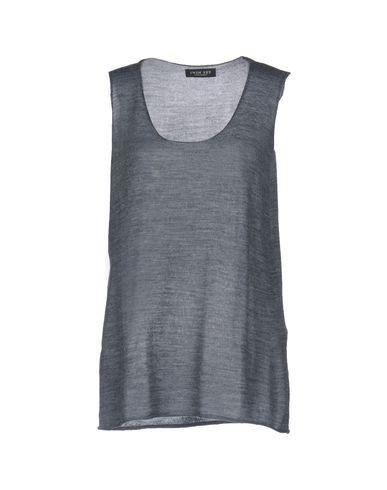Фото - Женский свитер TWINSET серого цвета