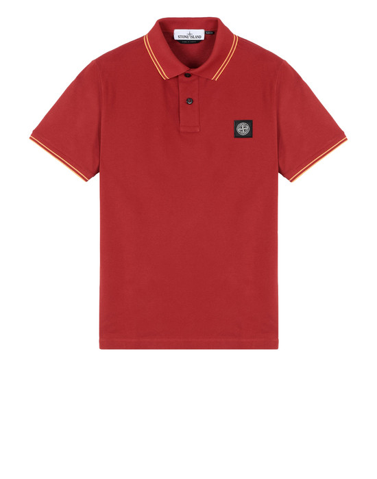 Polo shirt Man 22S18 Front STONE ISLAND
