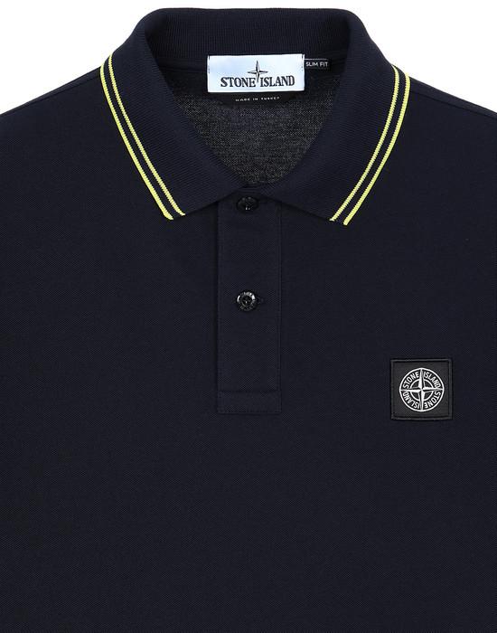12043217ag - Polo - T-Shirts STONE ISLAND