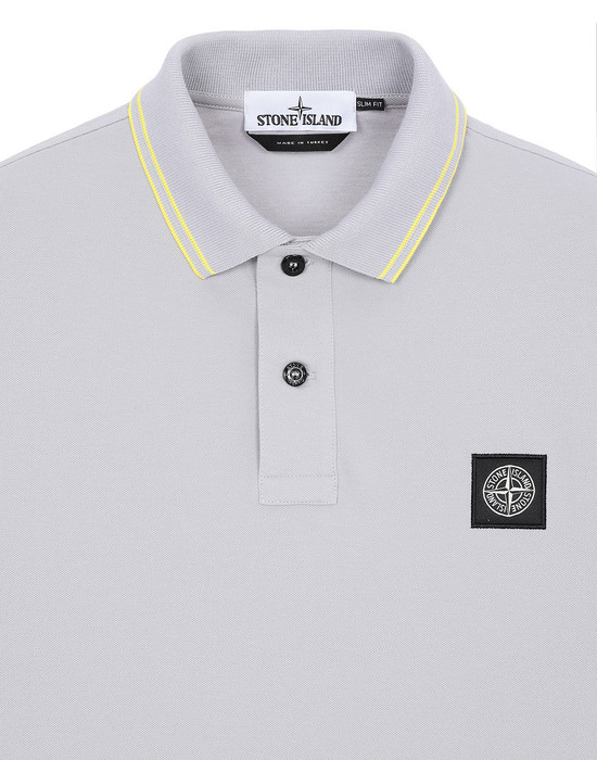 12043217nf - Polo - T-Shirts STONE ISLAND