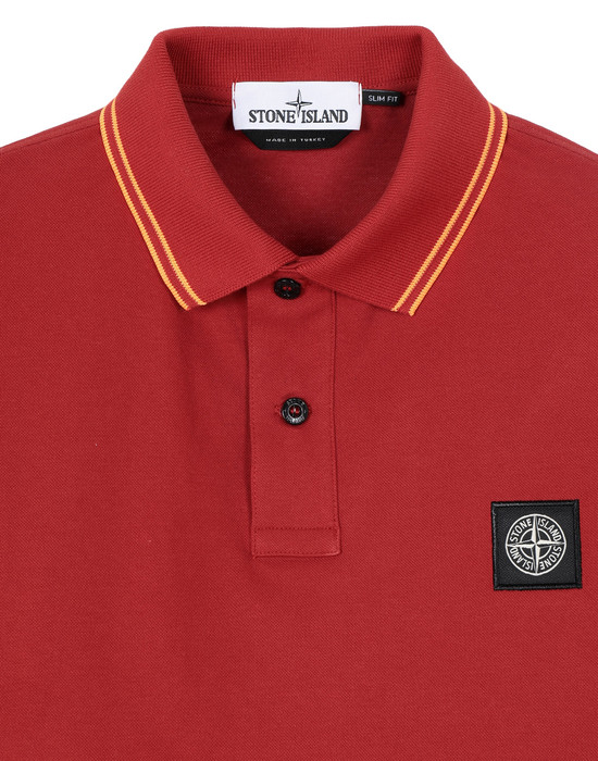 12043217xq - Polo - T-Shirts STONE ISLAND