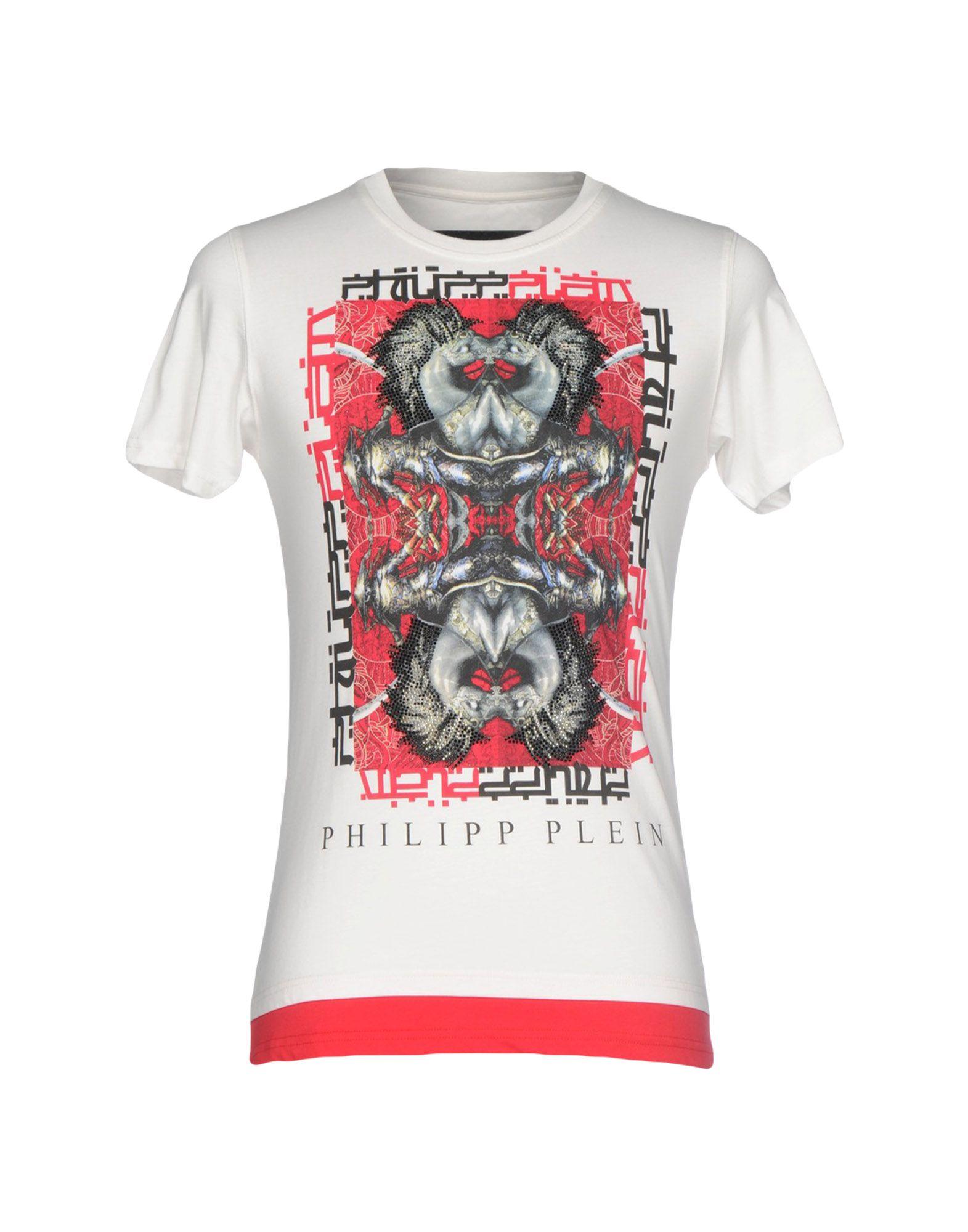 PHILIPP PLEIN Футболка футболка via montenapoleone philipp plein