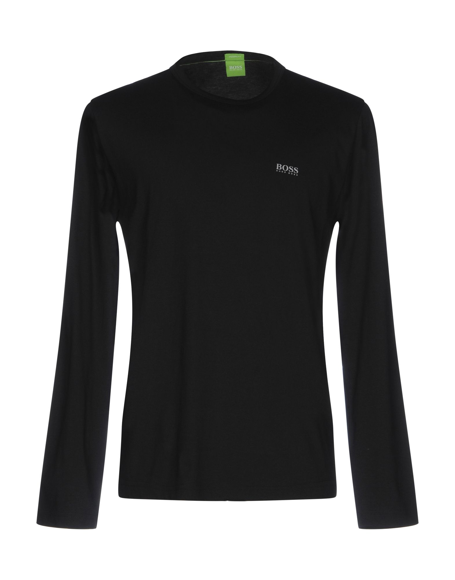 BOSS GREEN T-Shirt in Black