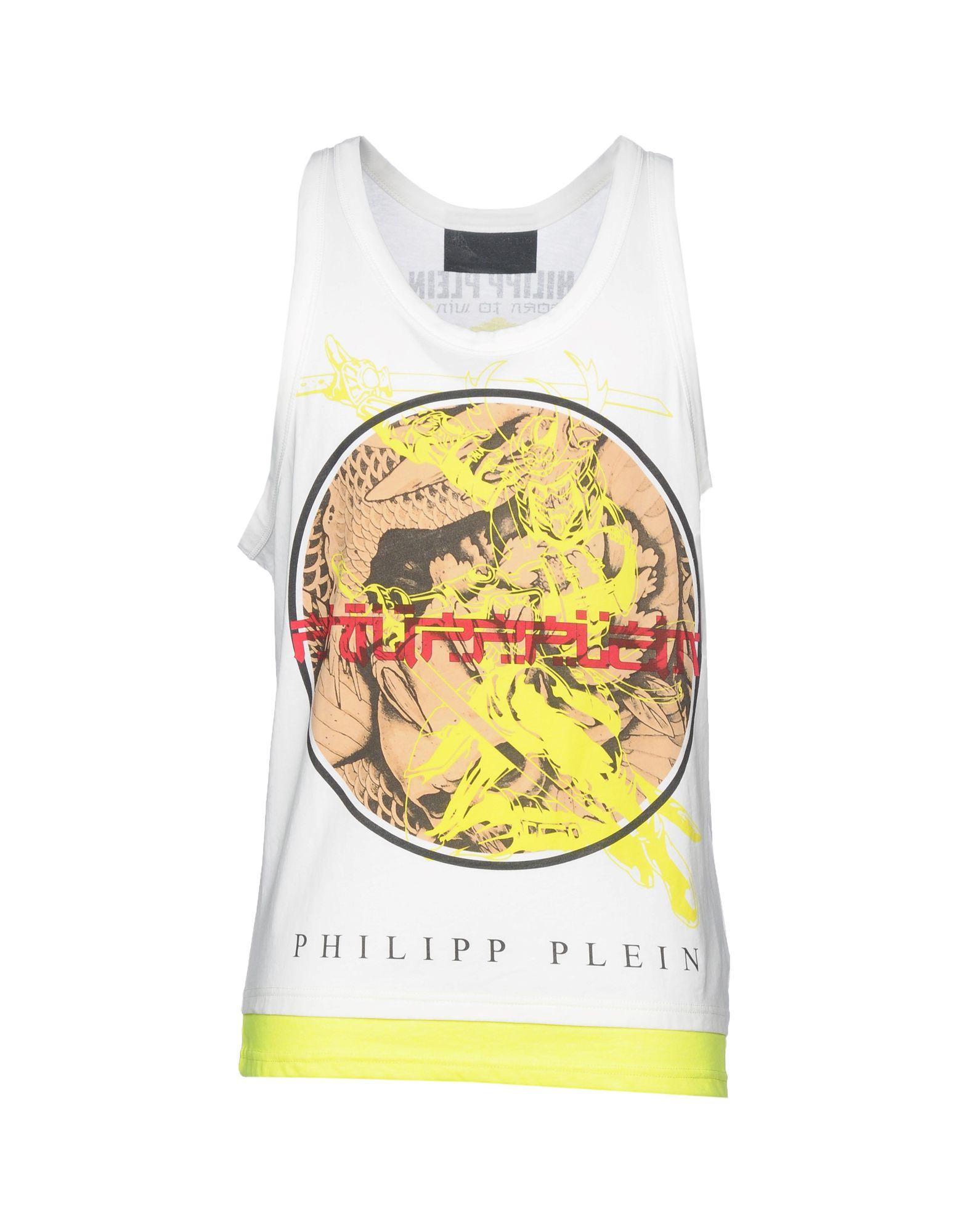 PHILIPP PLEIN Майка футболка via montenapoleone philipp plein