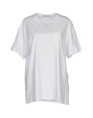 T by ALEXANDER WANG Damen T-shirts Farbe Weiß Größe 4 Sale Angebote Jämlitz-Klein Düben