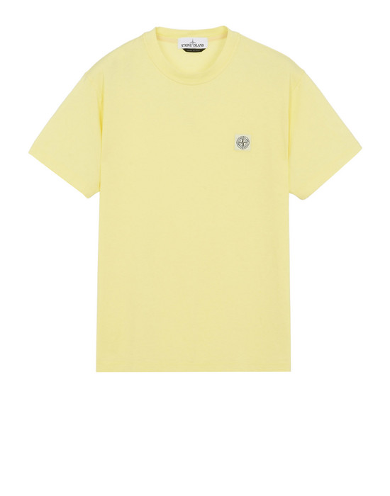 STONE ISLAND Short sleeve t-shirt 21142 'FISSATO' DYE TREATMENT