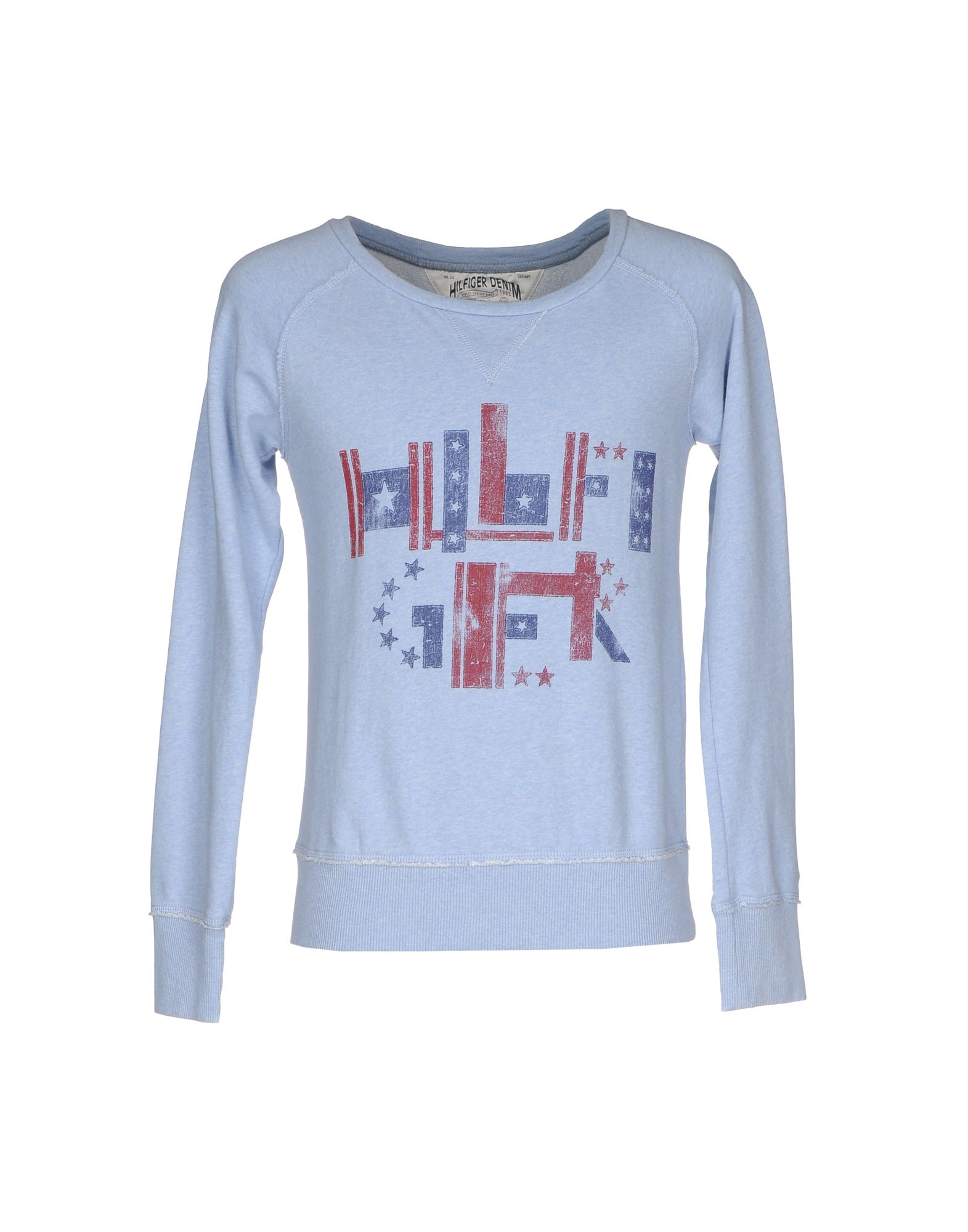 TOMMY HILFIGER DENIM Толстовка футболка tommy hilfiger denim tommy hilfiger denim to013ewtpb98