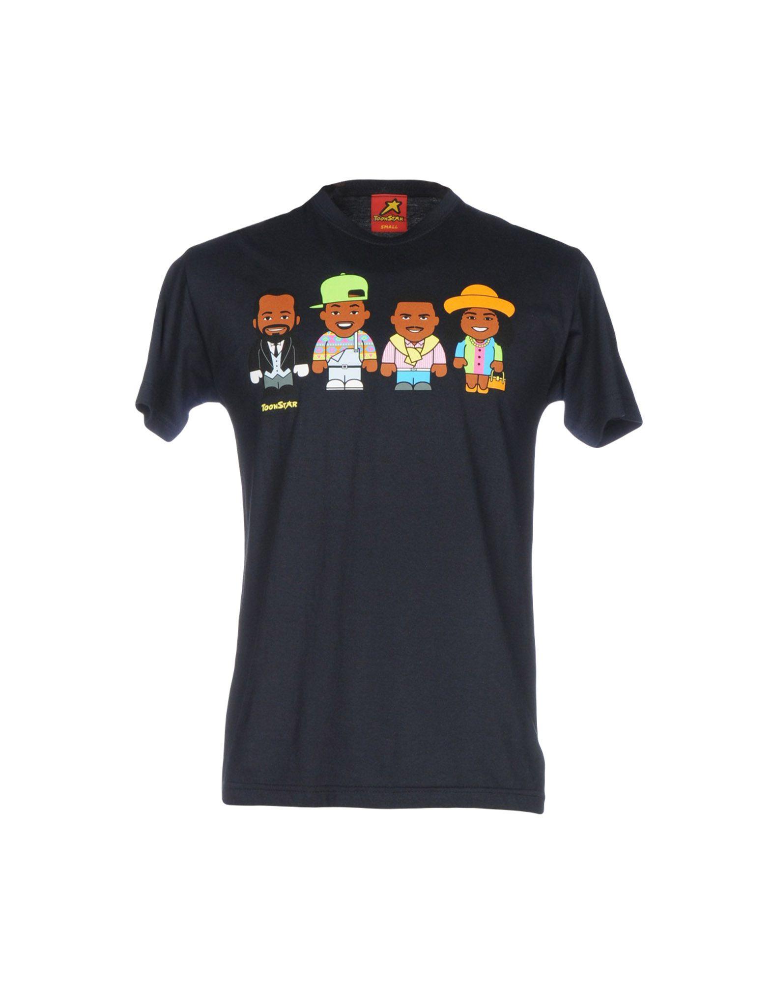 TOON STAR T-shirts