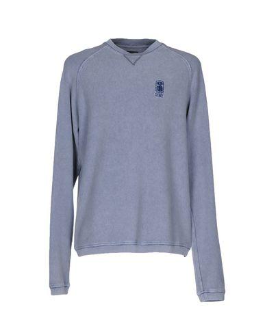 STUSSY メンズ スウェットシャツ ブルー M コットン