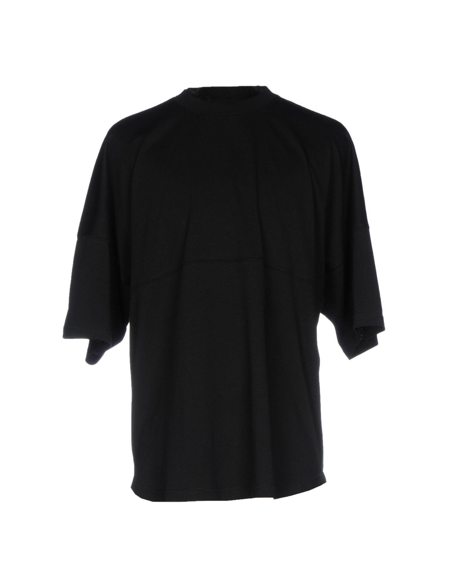 《送料無料》PALM ANGELS メンズ T シャツ ブラック XXS コットン 100%