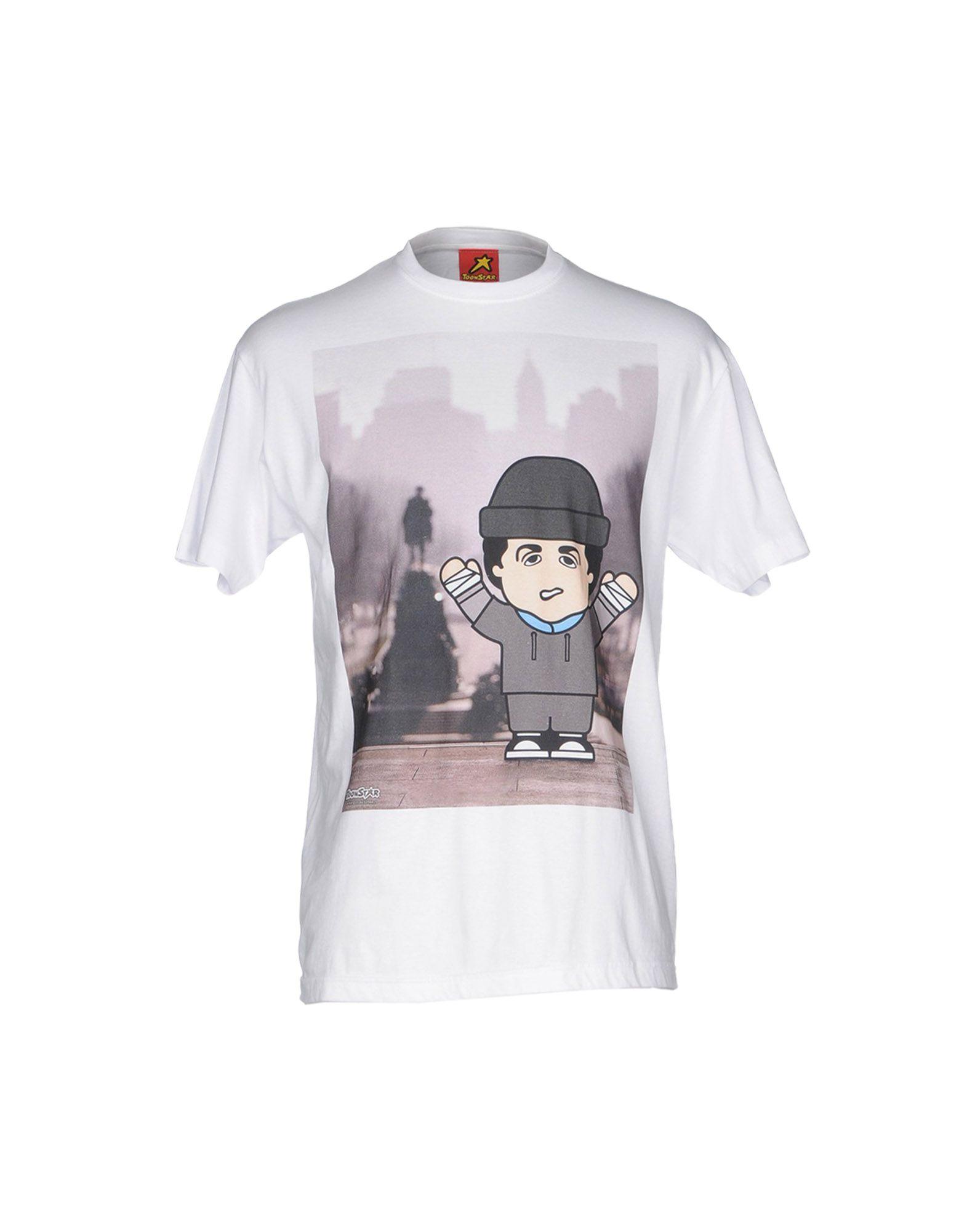 'TOON STAR T-shirts