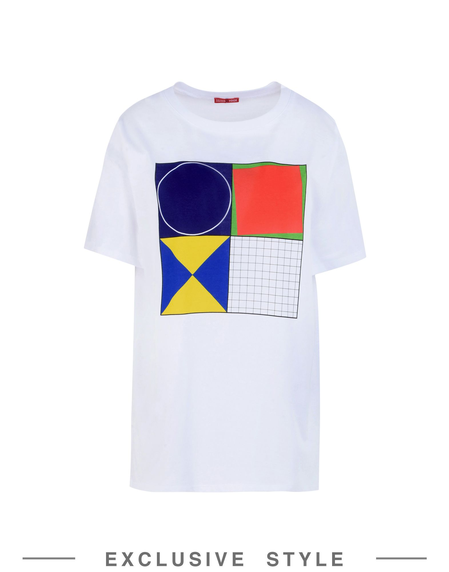 ARTHUR ARBESSER x YOOX Футболка margherita exclusively for yoox пижама