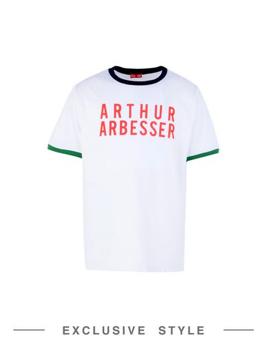 Футболка от ARTHUR ARBESSER x YOOX