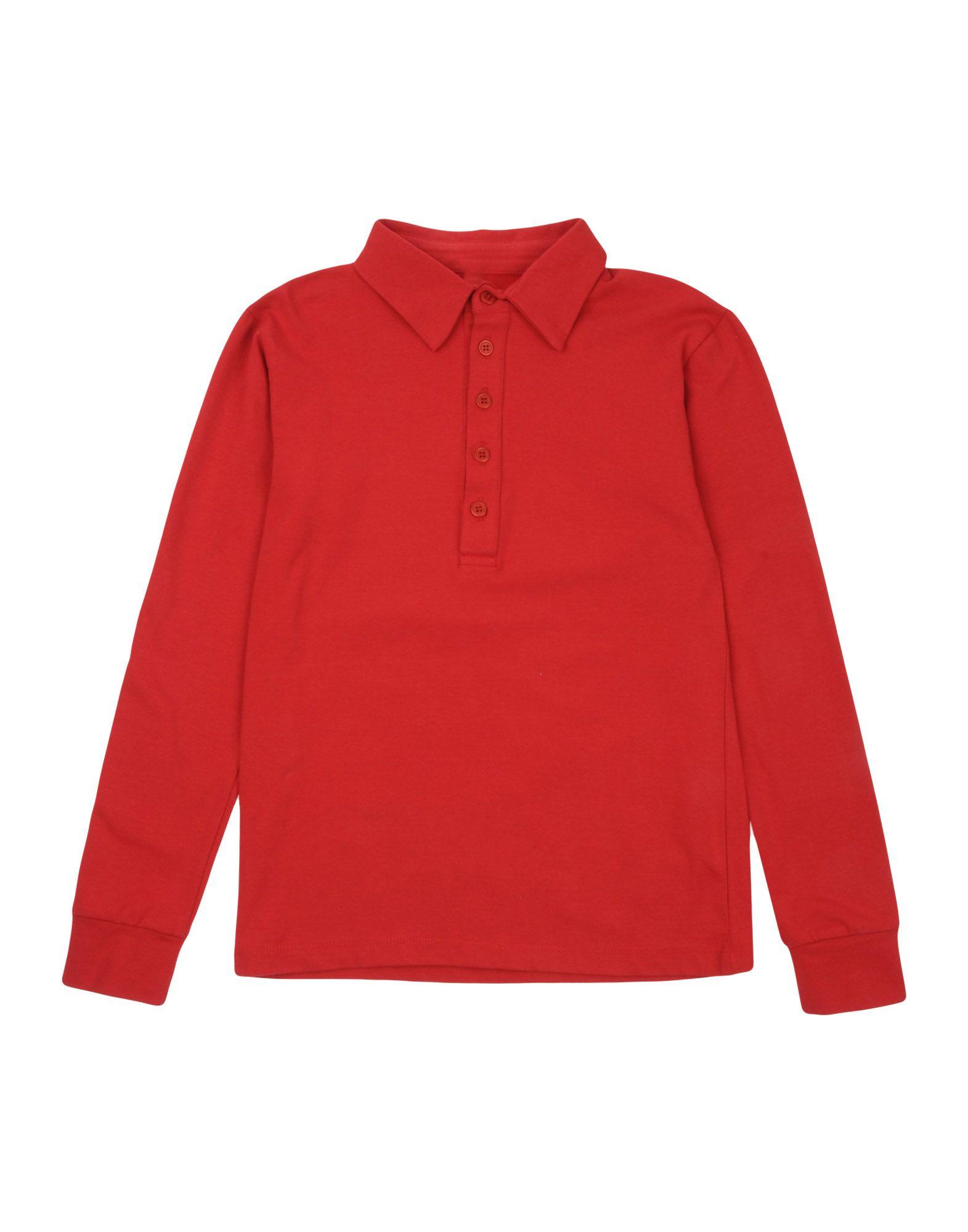 OLLY E MATTEO Polo shirts