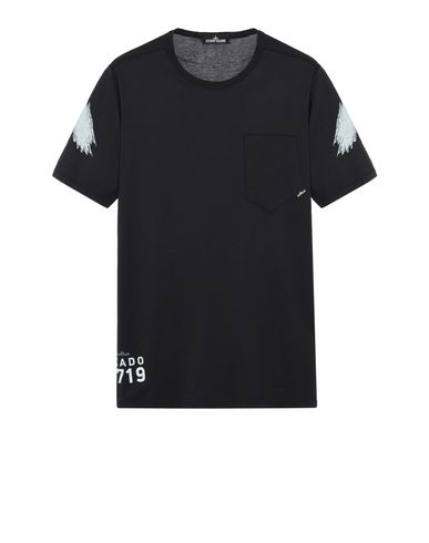 20110 PRINTED SS CATCH POCKET-T (MAKO JERSEY) GARMENT DYED