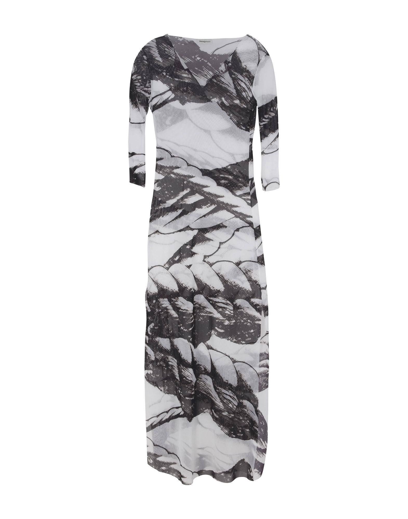 VANDA CATUCCI Длинное платье