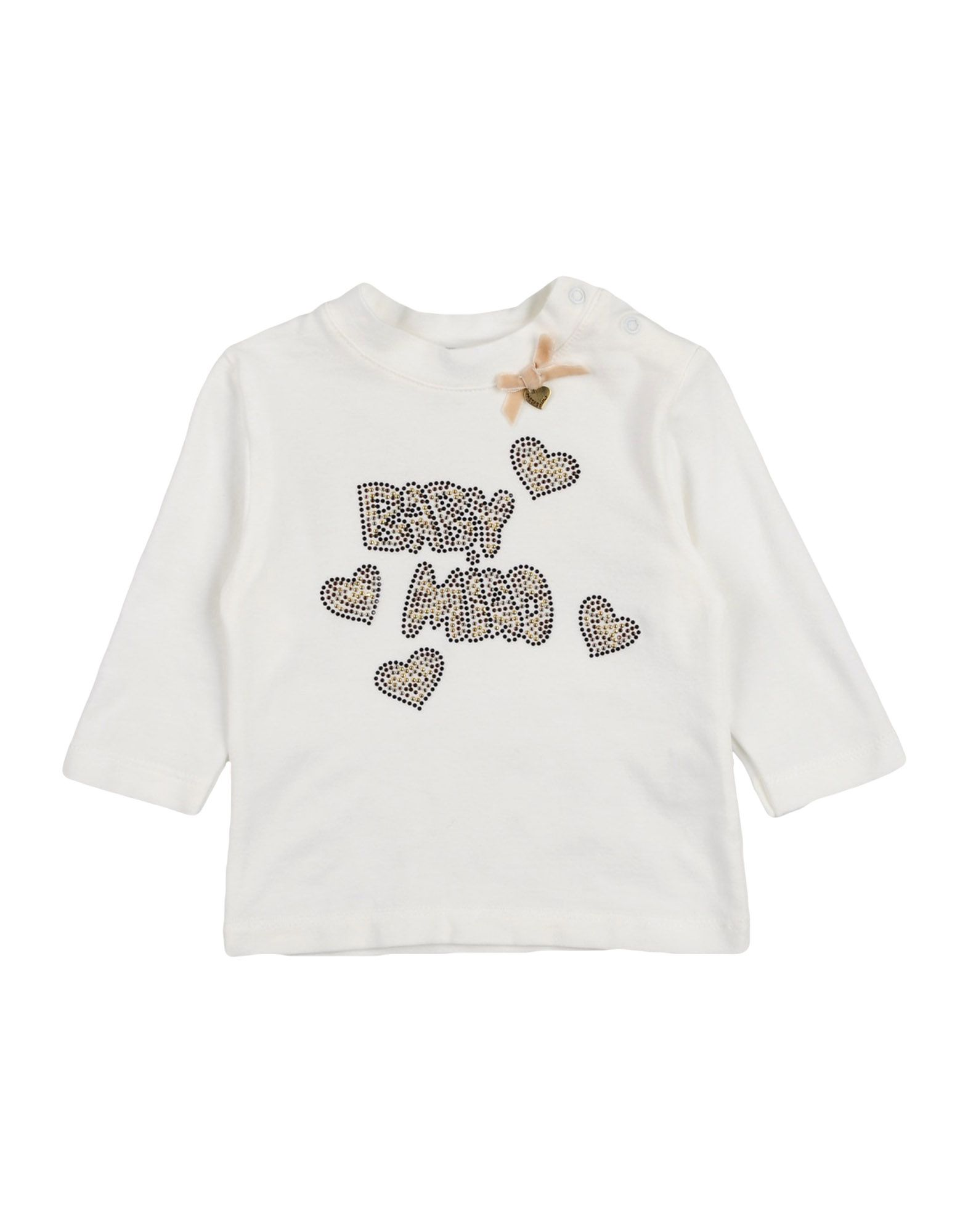 Paesaggino Babies' T-shirts In Neutrals