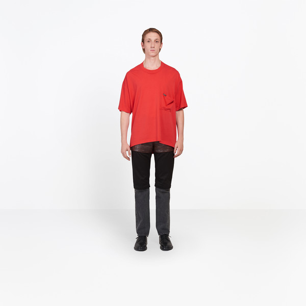 Oversize T-shirt Droopy